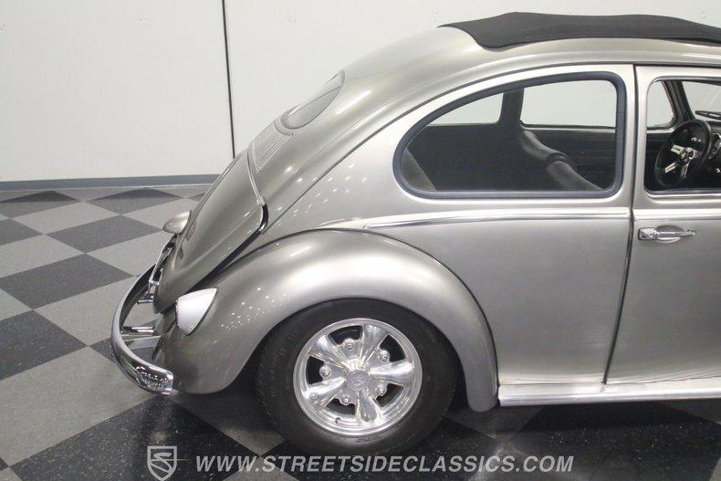 1965 Volkswagen Beetle 32