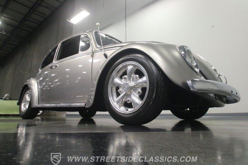 1965 Volkswagen Beetle 34