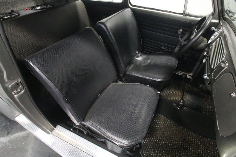 1965 Volkswagen Beetle 53