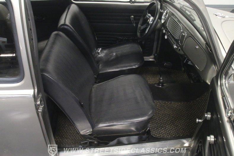 1965 Volkswagen Beetle 54