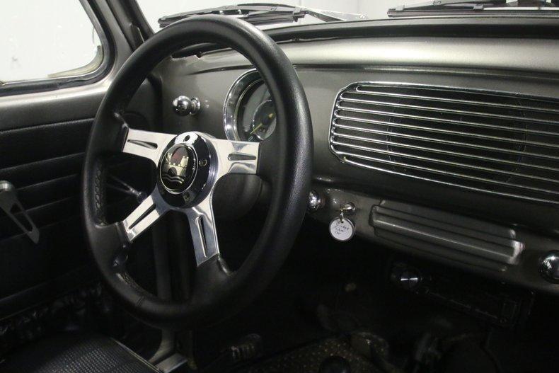 1965 Volkswagen Beetle 56