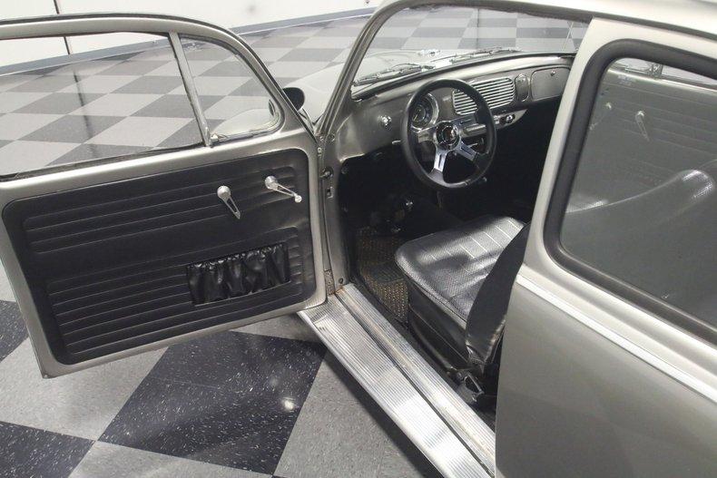 1965 Volkswagen Beetle 42