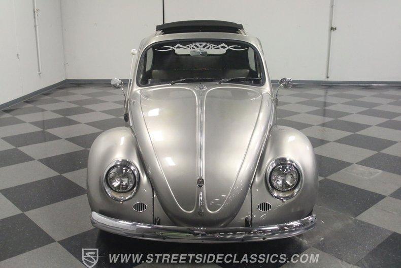 1965 Volkswagen Beetle 19