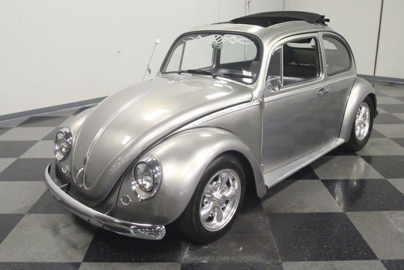 1965 Volkswagen Beetle 5
