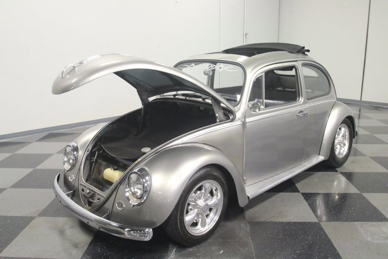 1965 Volkswagen Beetle 35