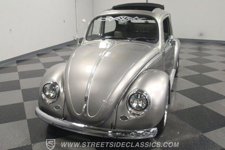 1965 Volkswagen Beetle 20