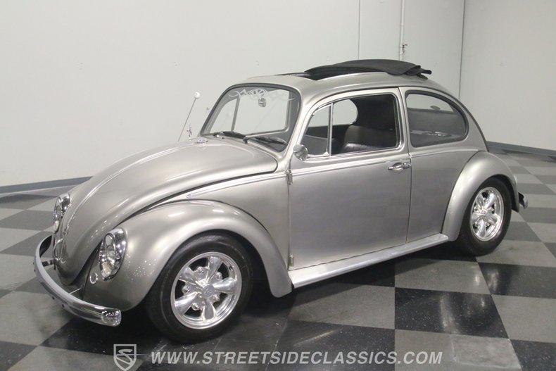 1965 Volkswagen Beetle 6