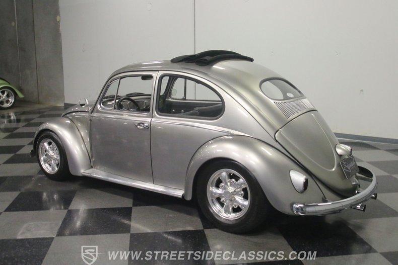 1965 Volkswagen Beetle 8