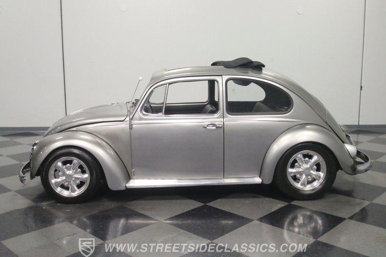 1965 Volkswagen Beetle 7
