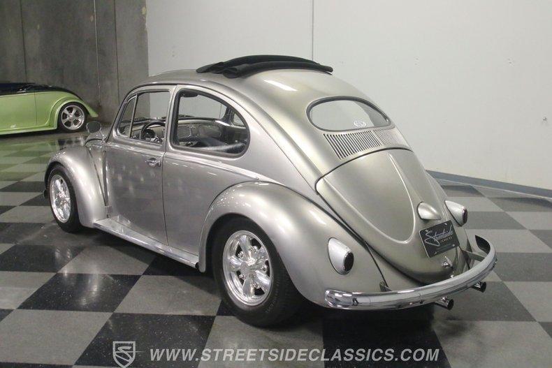 1965 Volkswagen Beetle 9
