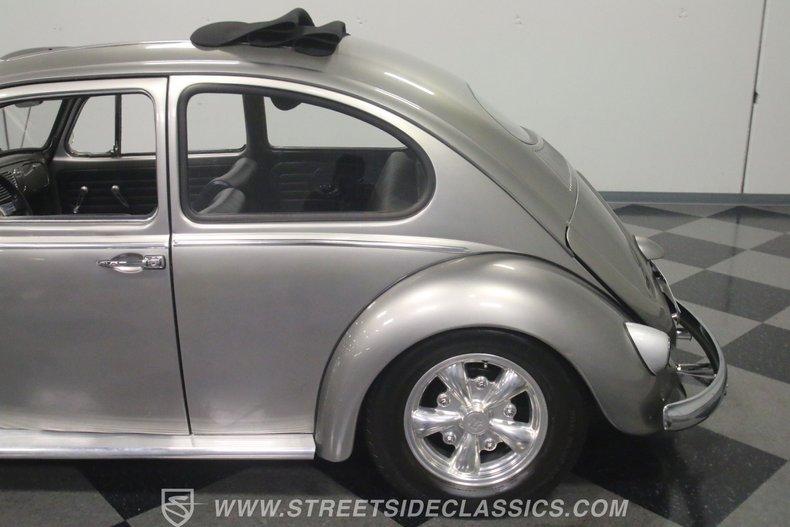 1965 Volkswagen Beetle 25