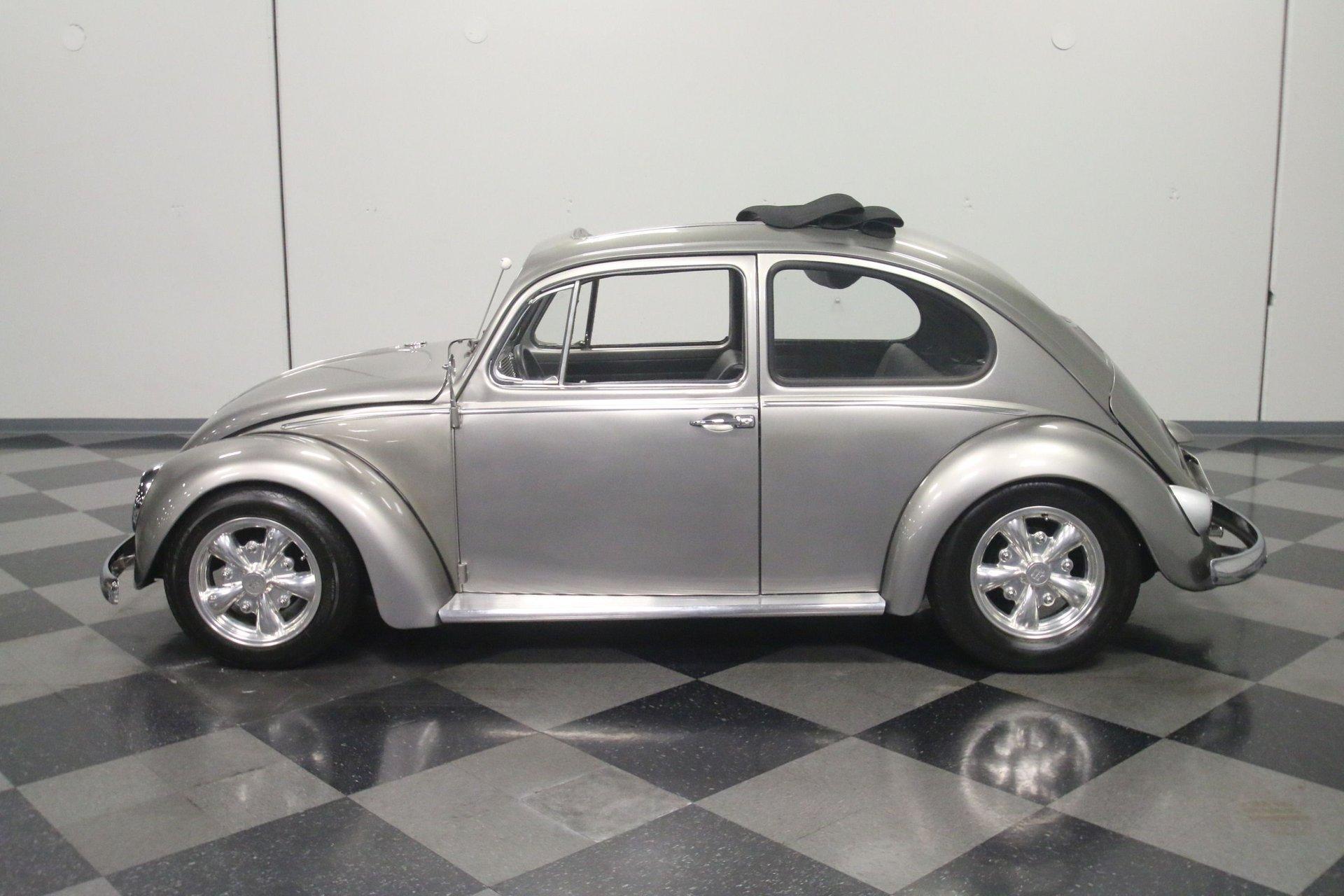 1965 volkswagen beetle ragtop