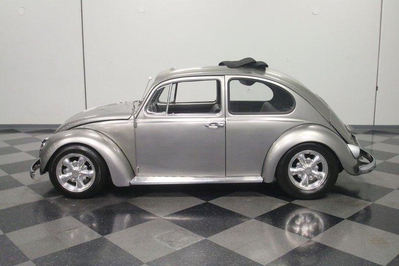 1965 Volkswagen Beetle 2