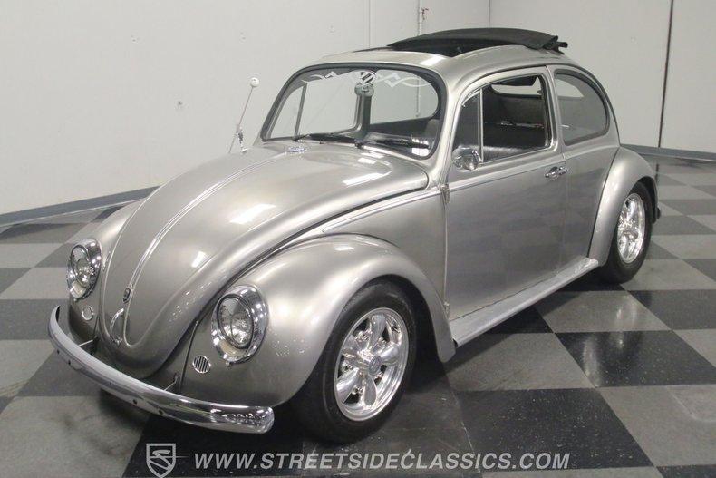 1965 Volkswagen Beetle 21