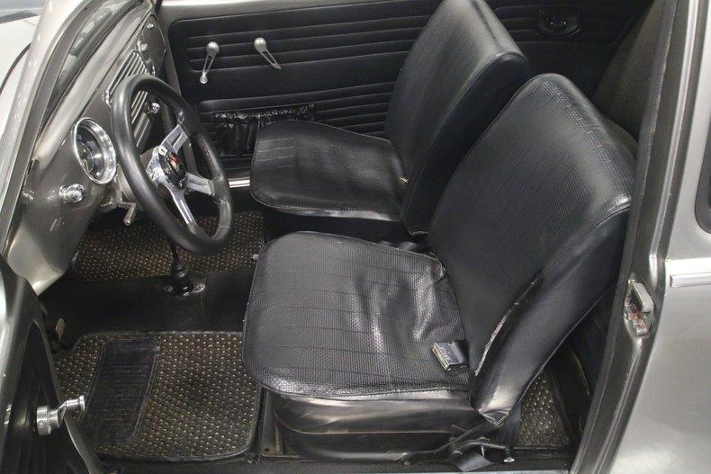 1965 Volkswagen Beetle 4