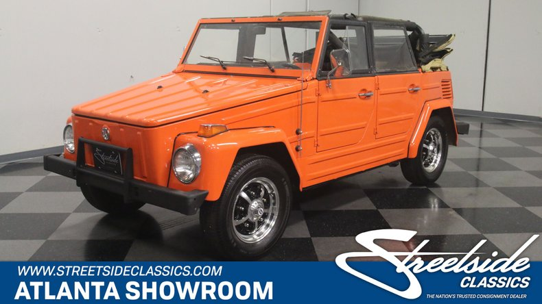 For Sale: 1973 Volkswagen Thing