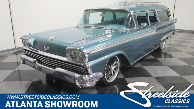 For Sale: 1959 Ford Country Squire
