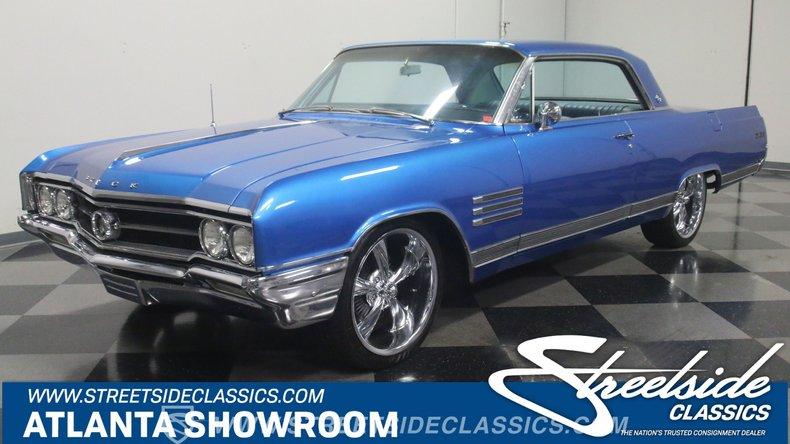 For Sale: 1964 Buick Wildcat