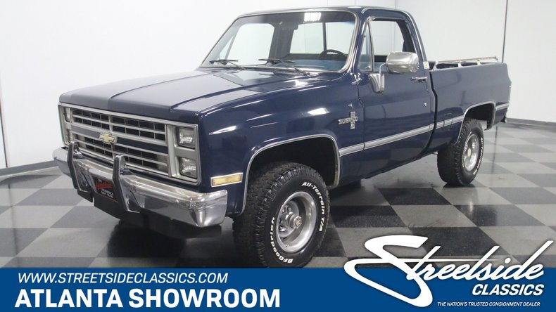 For Sale: 1986 Chevrolet