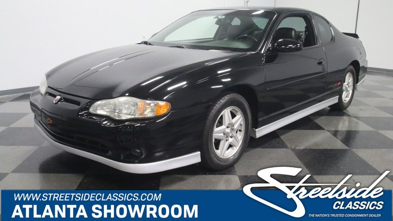 For Sale: 2003 Chevrolet Monte Carlo