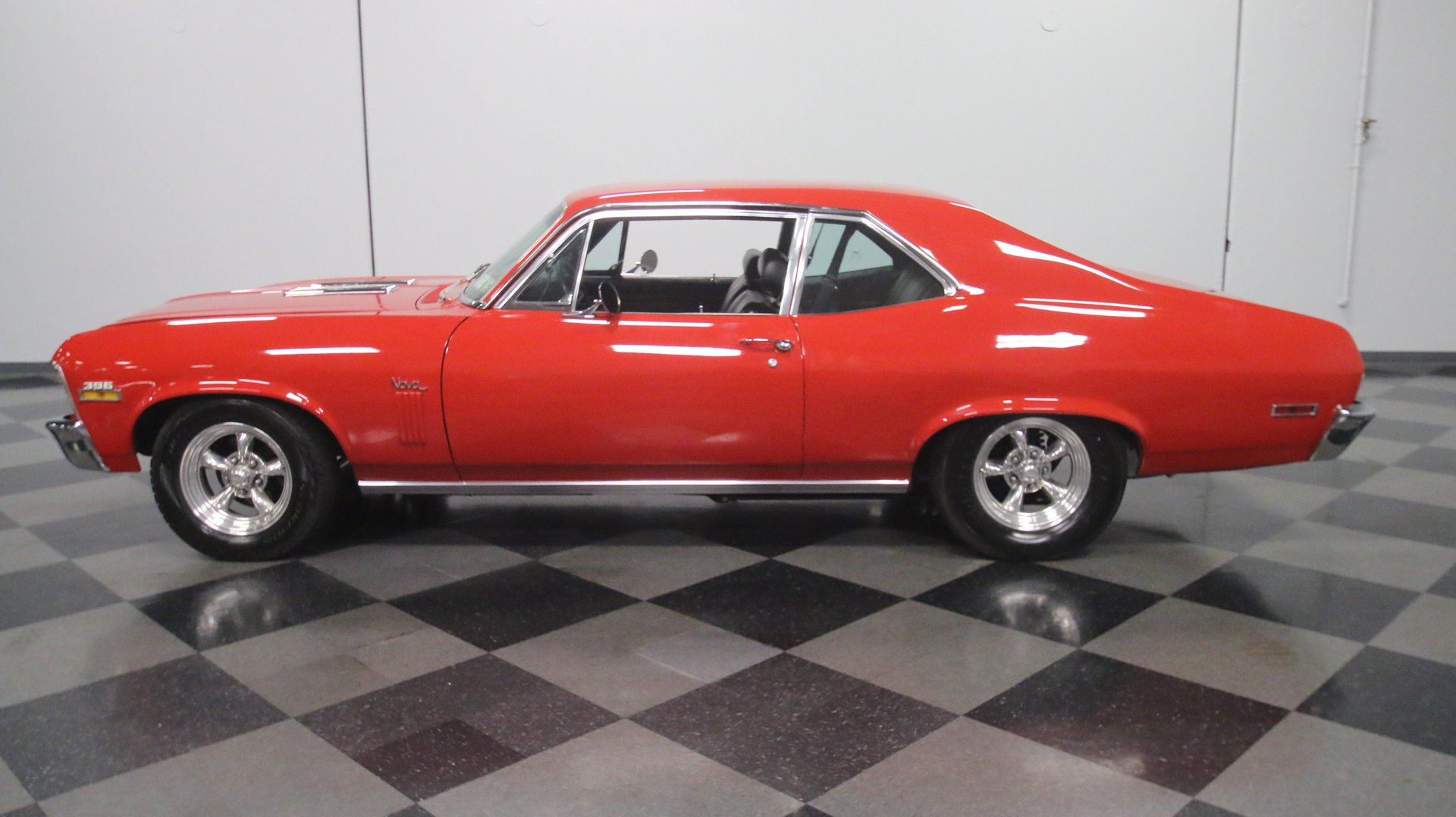 1970 chevrolet nova restomod