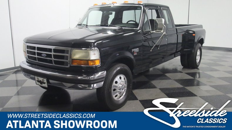 For Sale: 1993 Ford F-350
