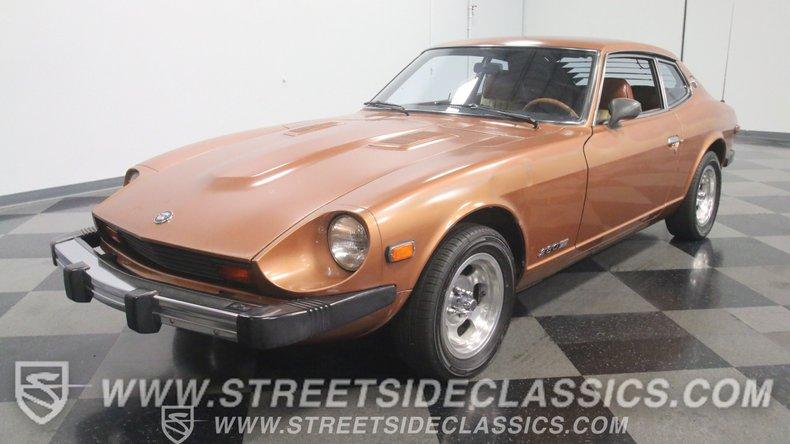 For Sale: 1977 Datsun 280Z