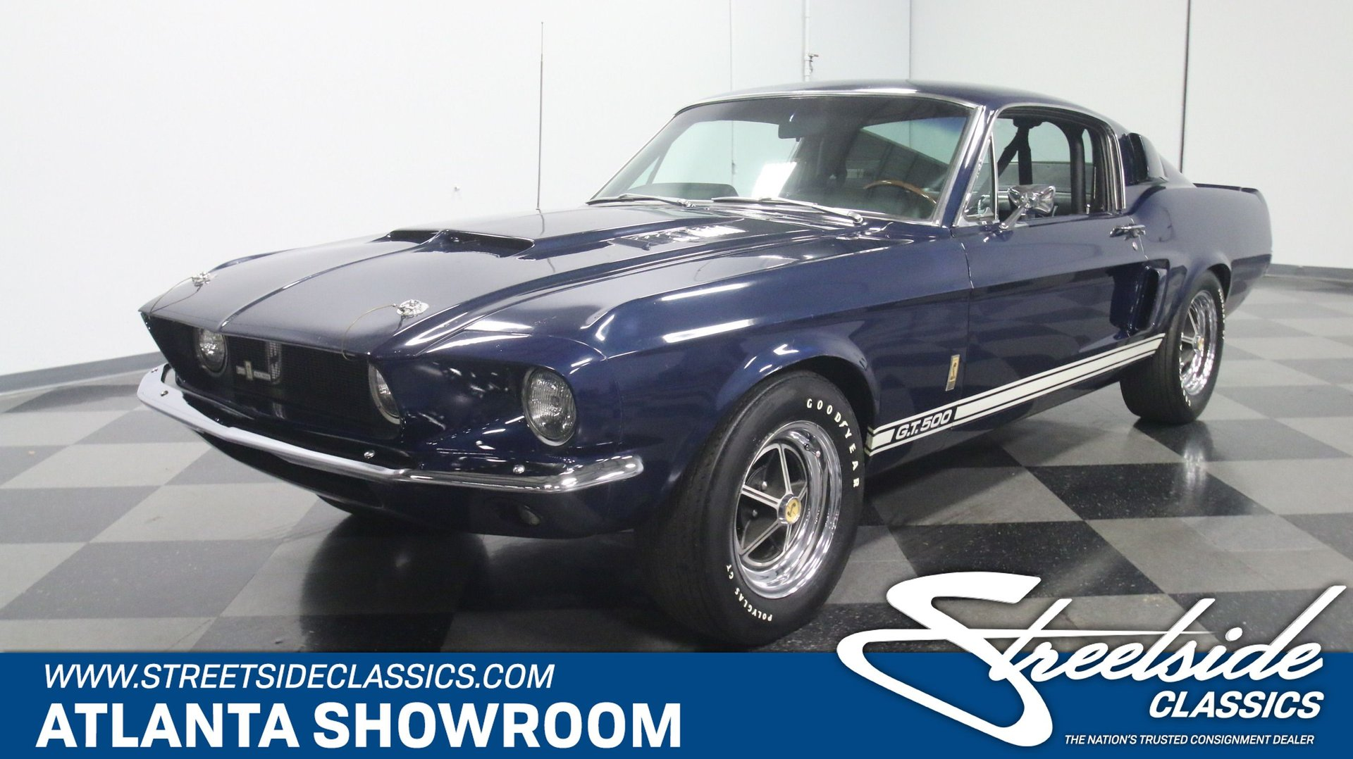 Email us about this 1967 ford mustang shelby gt500