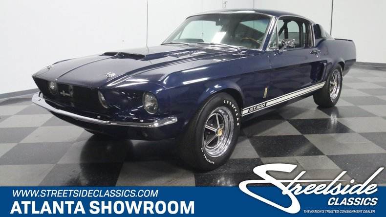 1967 Ford Mustang 93