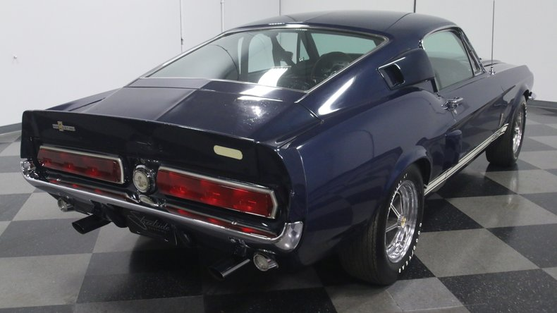 1967 Ford Mustang 13