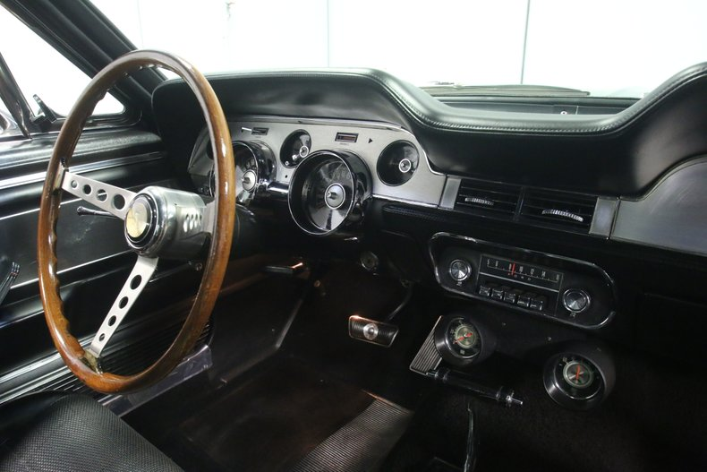 1967 Ford Mustang 65