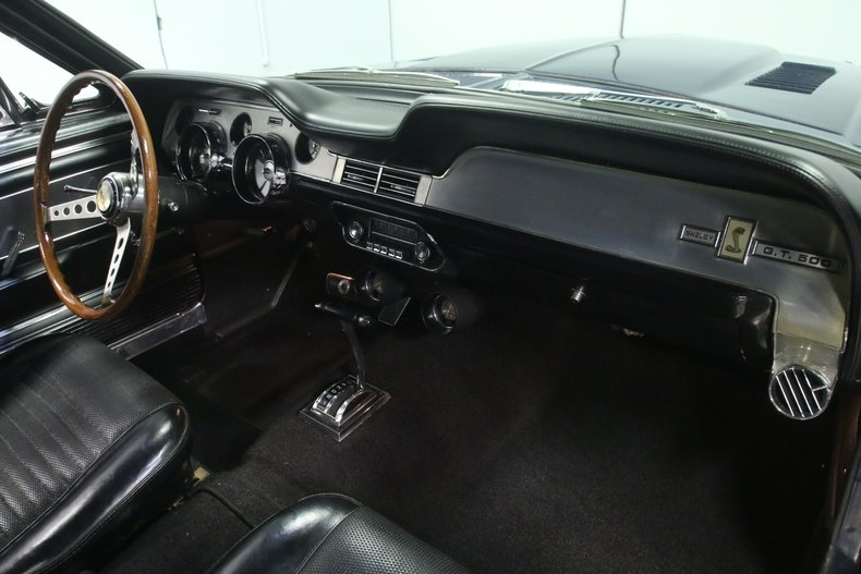 1967 Ford Mustang 64