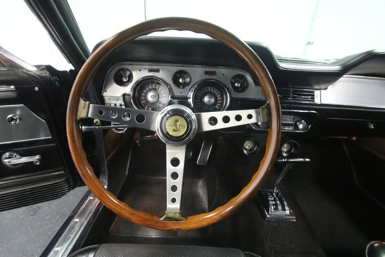 1967 Ford Mustang 47