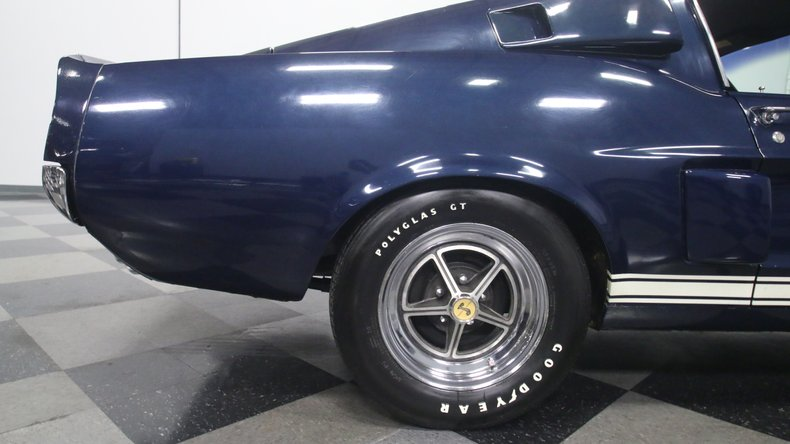 1967 Ford Mustang 86