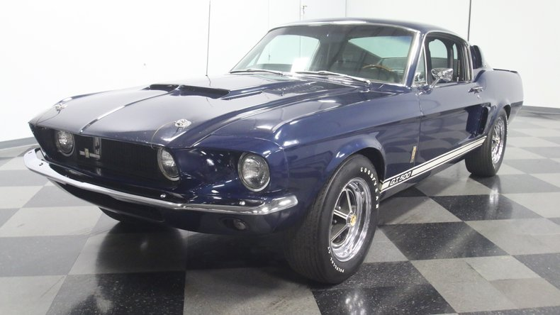 1967 Ford Mustang 5