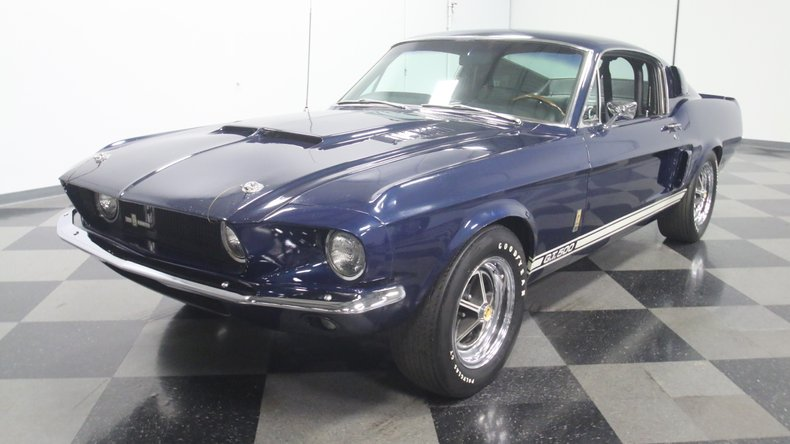 1967 Ford Mustang 21