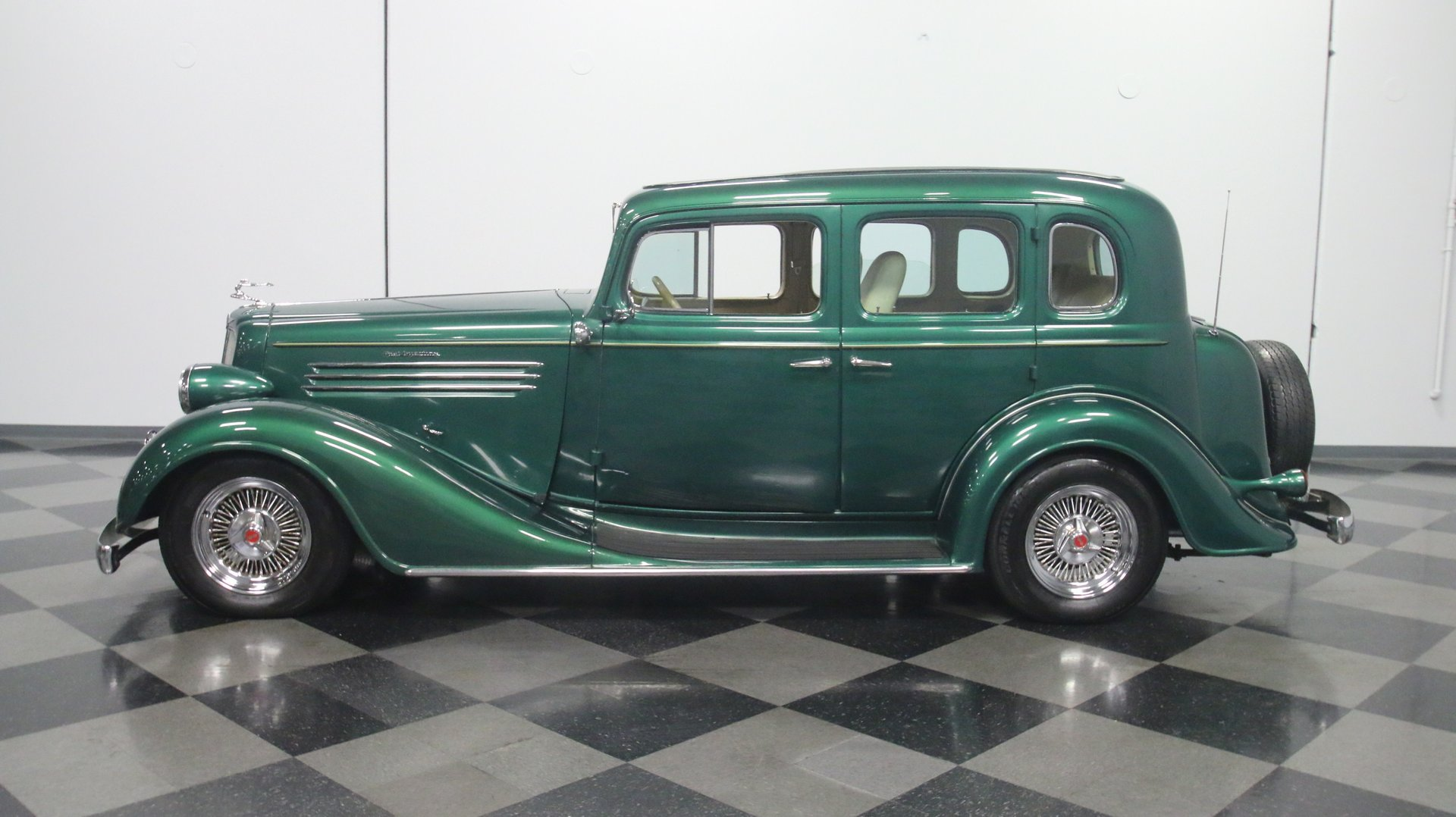 1934 buick sedan streetrod