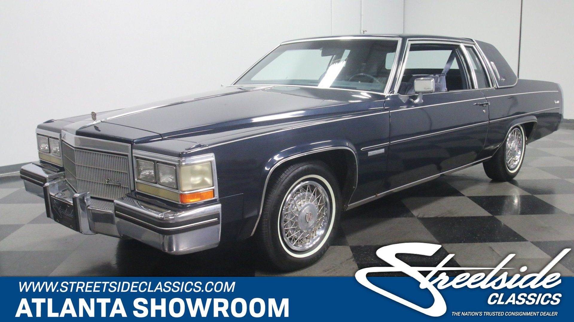 1983 cadillac coupe deville streetside classics the nation s trusted classic car consignment dealer 1983 cadillac coupe deville