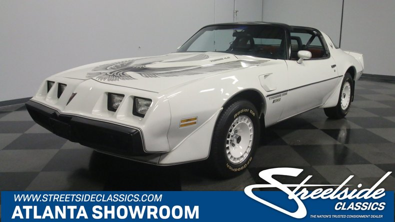 For Sale: 1981 Pontiac Firebird