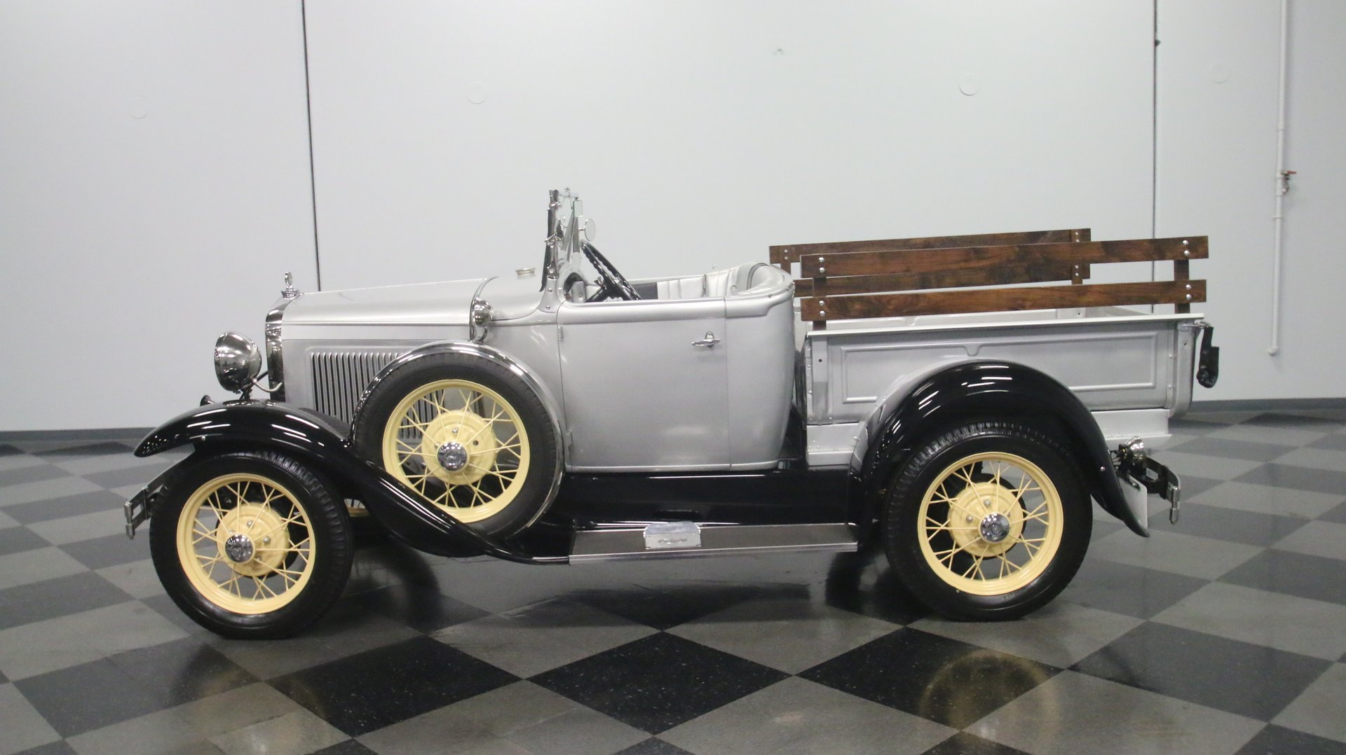 1930 ford model a roadster pickup