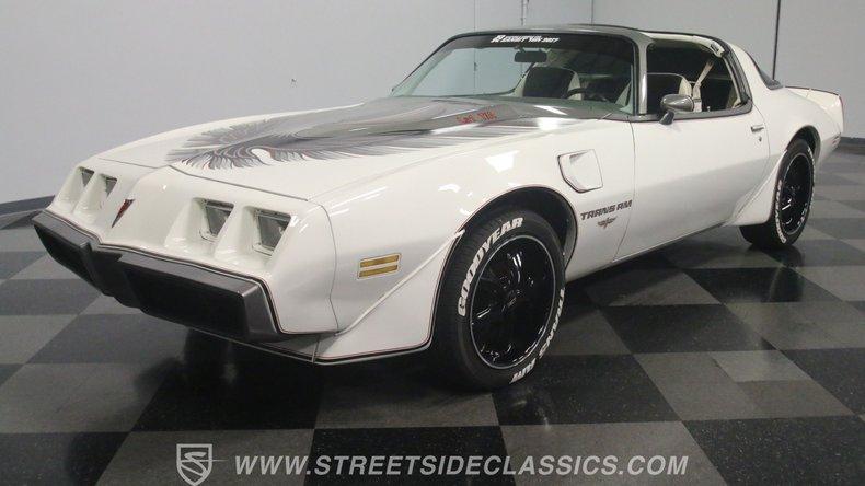For Sale: 1980 Pontiac Firebird
