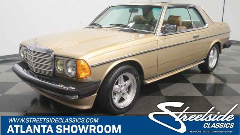 1985 Mercedes-Benz 300CDT For Sale