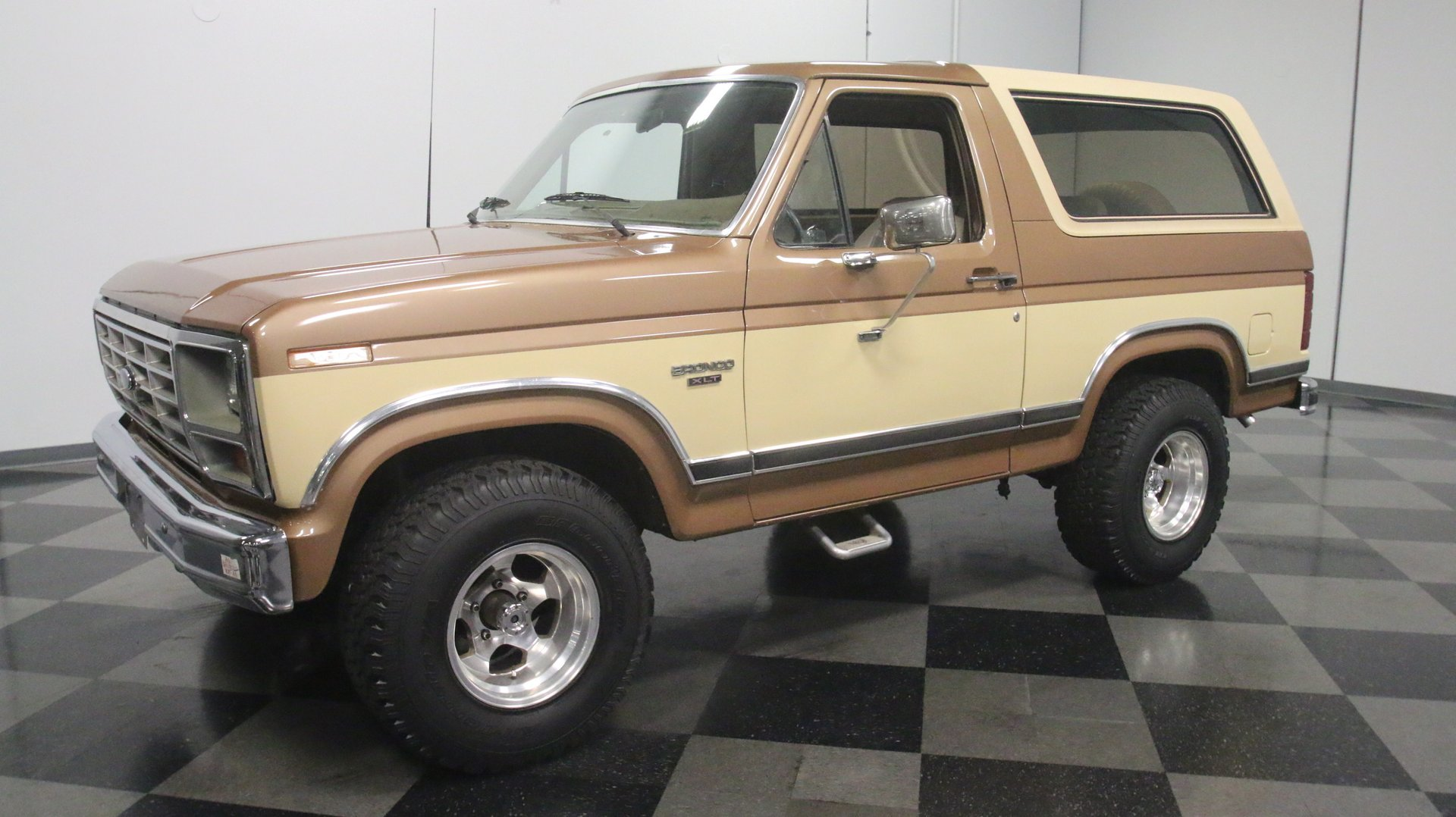 Greatest Ford 1985 Ford Bronco