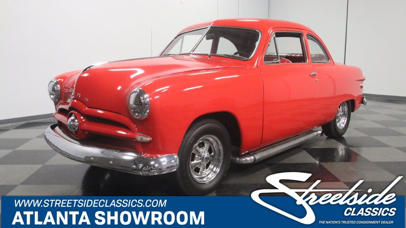For Sale: 1949 Ford Coupe