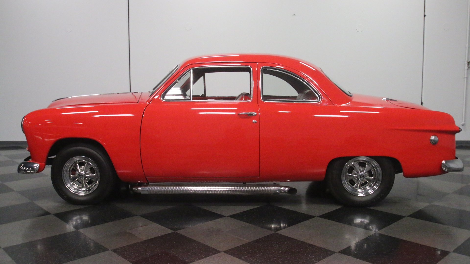 1949 ford coupe streetrod