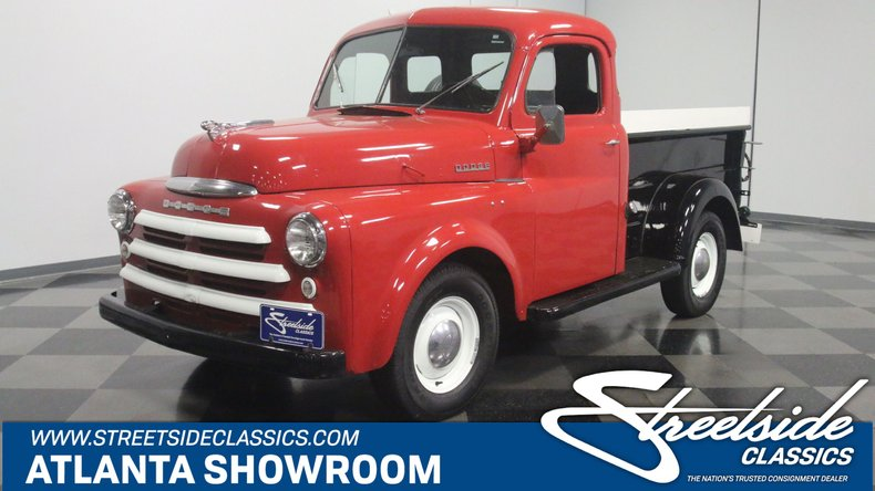 For Sale: 1950 Dodge B-Series Truck