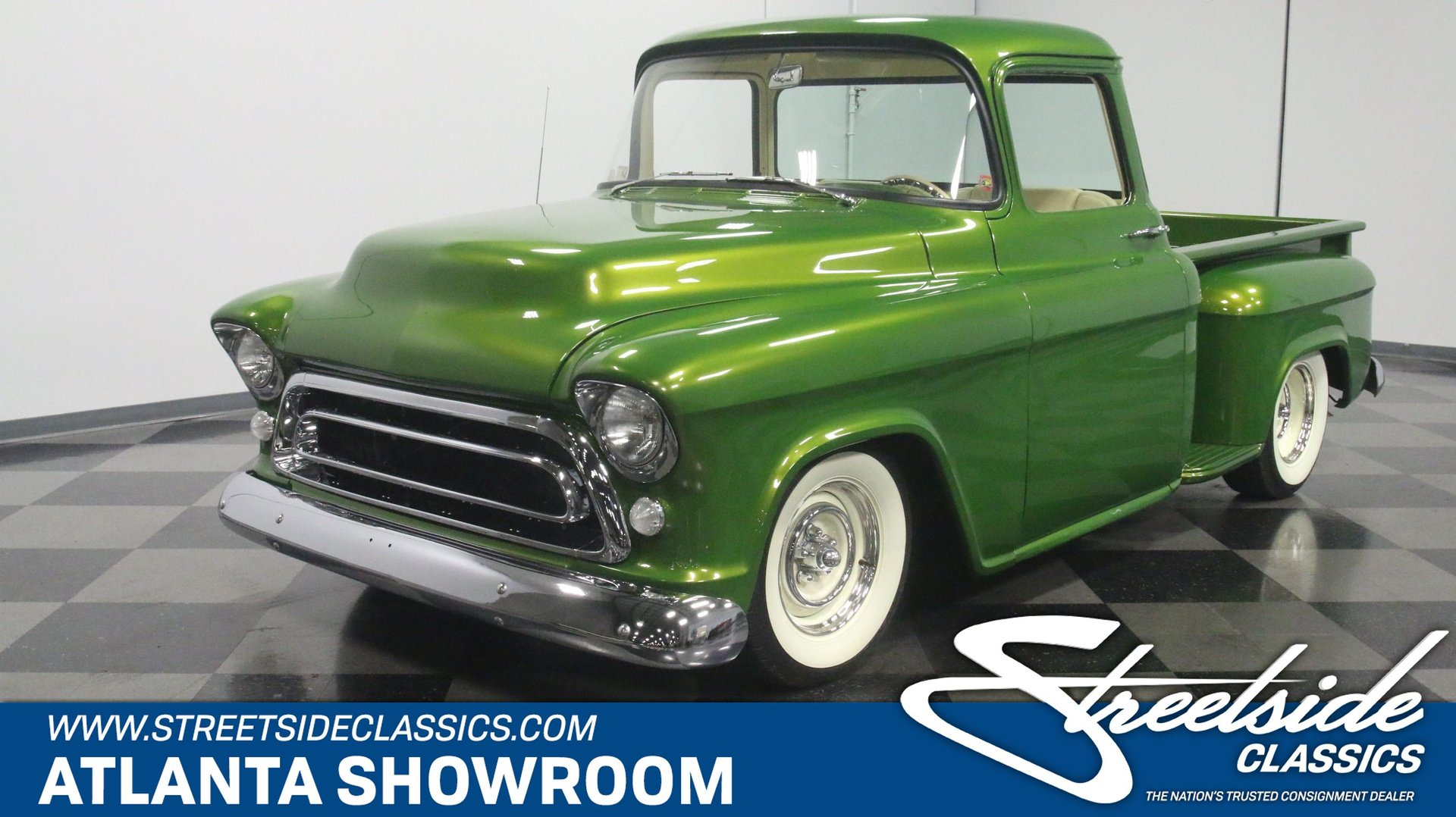 1956 chevrolet 3100 restomod