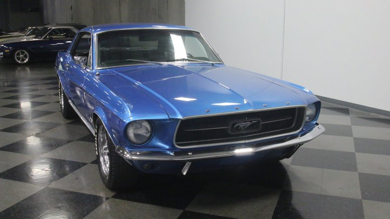 1967 Ford Mustang 18