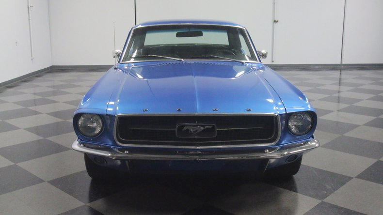 1967 Ford Mustang 19