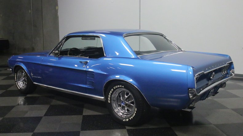 1967 Ford Mustang 8